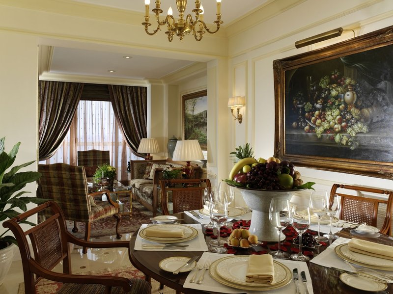Intercontinental Le Vendome Beirut Suite