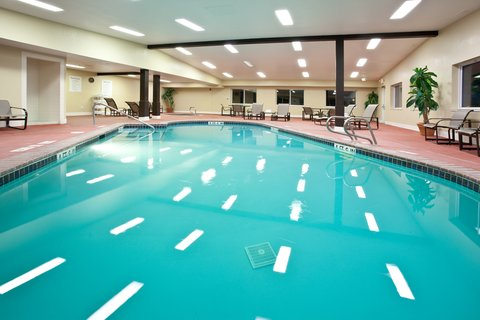 Holiday Inn Express & Suites SCOTTSBLUFF-GERING - Swimming Pool