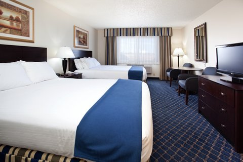 Holiday Inn Express & Suites SCOTTSBLUFF-GERING - Double Bed Guest Room