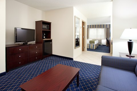 Holiday Inn Express & Suites SCOTTSBLUFF-GERING - Junior Suite
