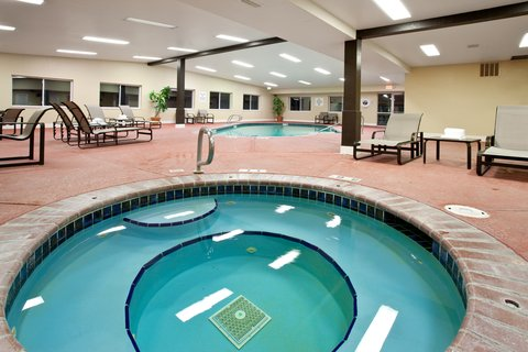 Holiday Inn Express & Suites SCOTTSBLUFF-GERING - Whirlpool