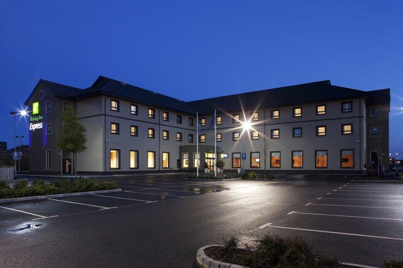 Holiday Inn Express Antrim M2, JCT.1 Kilátás a szabadba