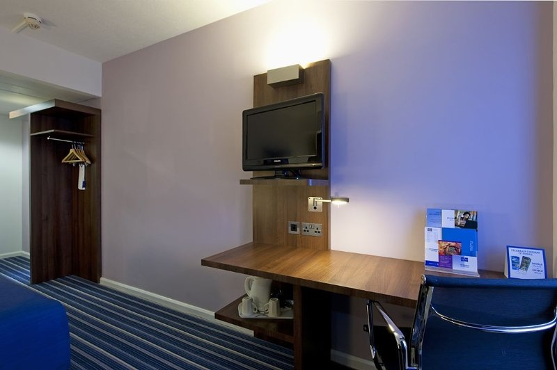 Holiday Inn Express Belfast-University Street Vista de la habitación
