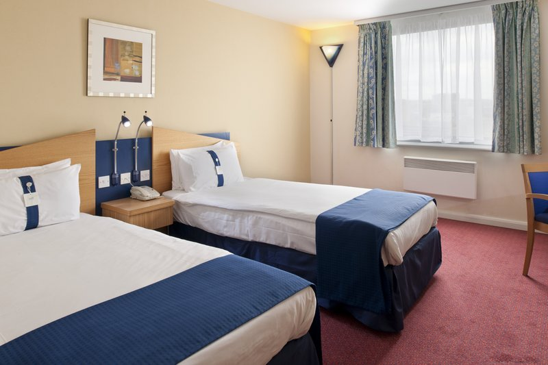 Holiday Inn Express Bradford City Centre Chambre