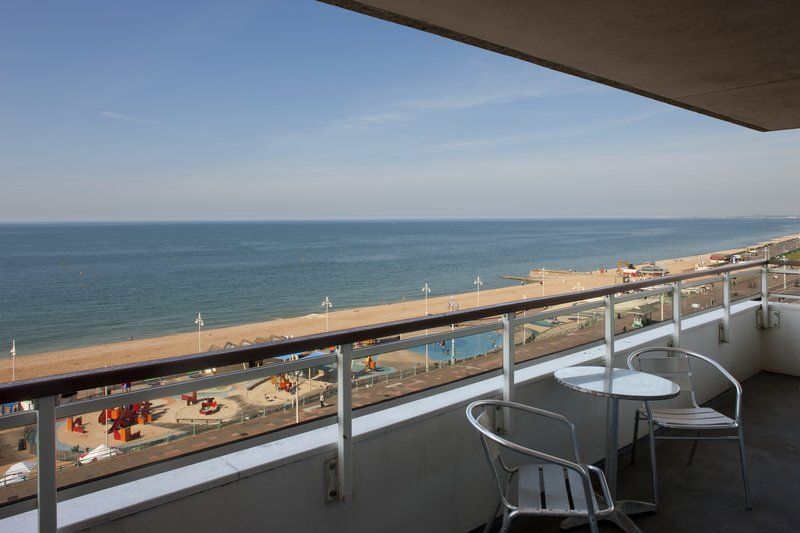 Holiday Inn Brighton-Seafront Fasad