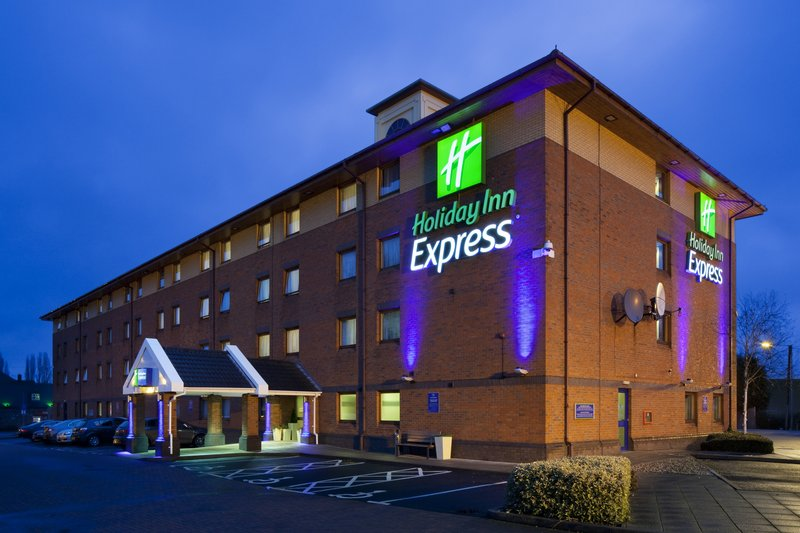 Holiday Inn Express Birmingham-Oldbury M5,JCT.2 Widok z zewnątrz