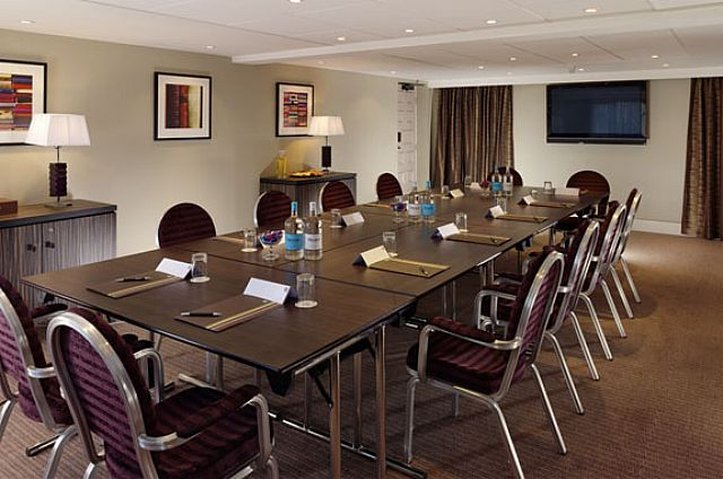 Holiday Inn Birmingham-Bromsgrove 会议厅