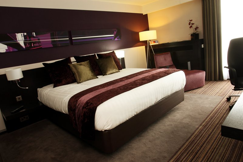 Crowne Plaza Hotel Birmingham City Centre Rum