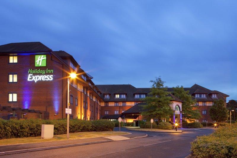 Holiday Inn Express Birmingham N.E.C Vue extérieure