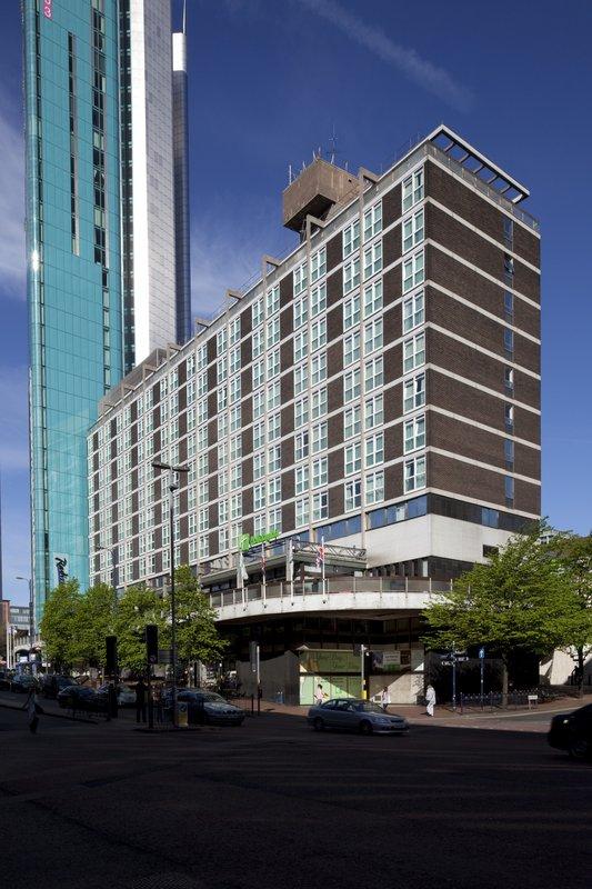 Holiday Inn Birmingham City Centre Vista exterior