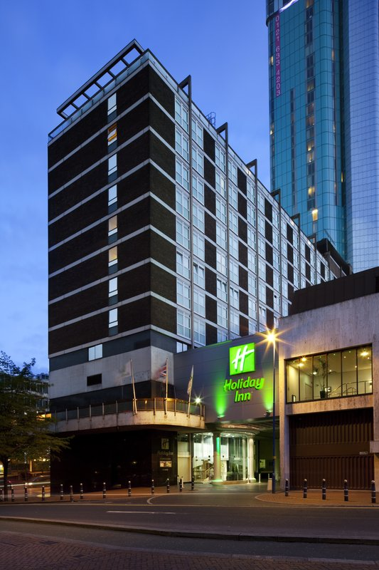 Holiday Inn Birmingham City Centre Vista exterior
