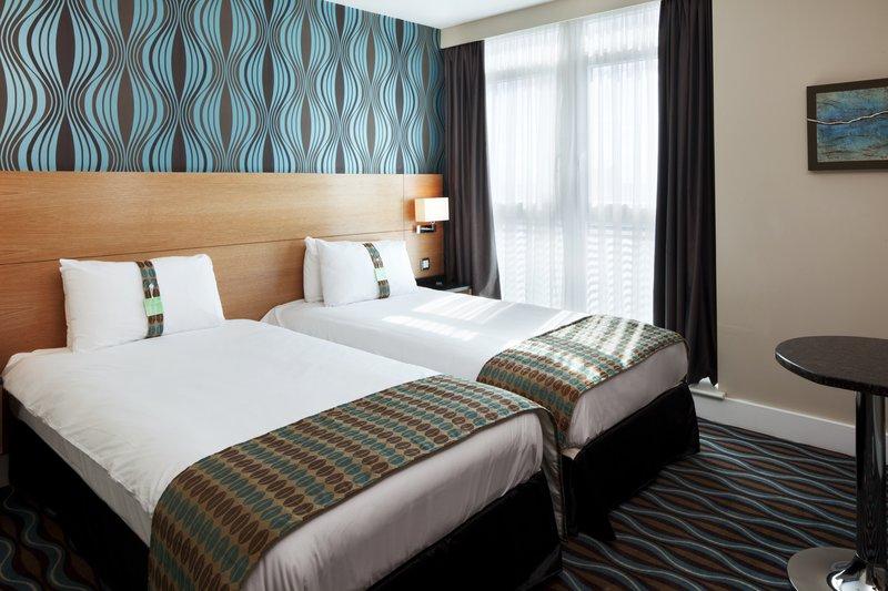 Holiday Inn Birmingham City Centre Vista do quarto