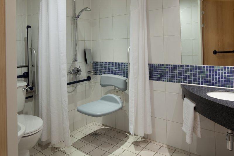 Holiday Inn Express Walsall M6, JCT.10 Widok pokoju