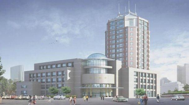 Future Span Hotel Außenansicht
