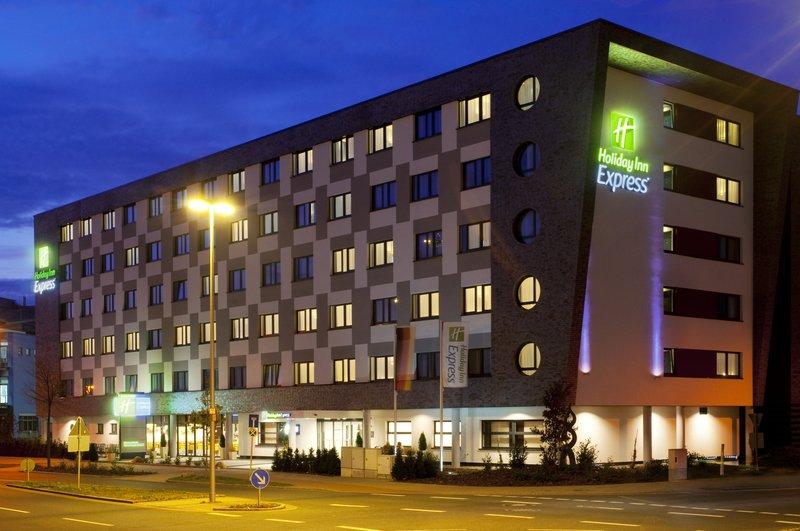 Hotel Holiday Inn Express Bremen Airport Fachada do hotel