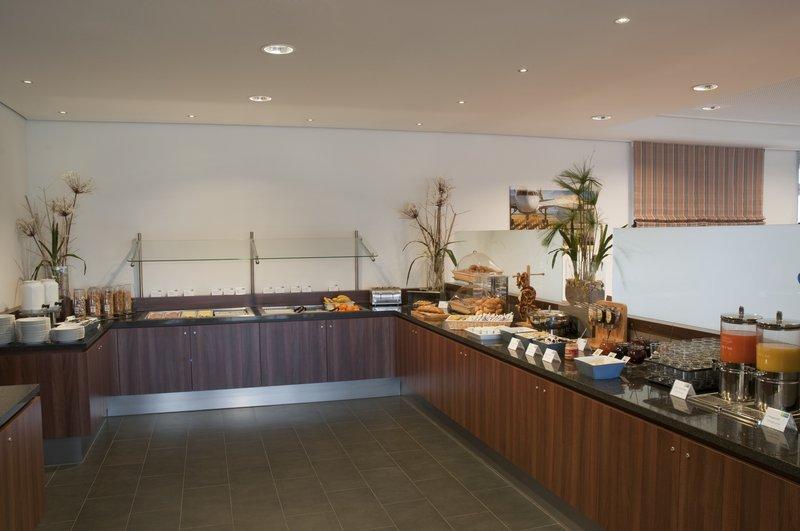 Holiday Inn Express Bremen Airport Gastronomi