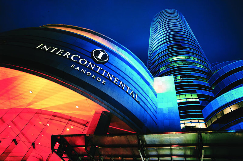 InterContinental Hotels Bangkok 外観