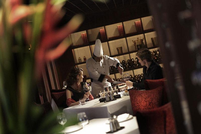 InterContinental Hotels Bangkok レストラン