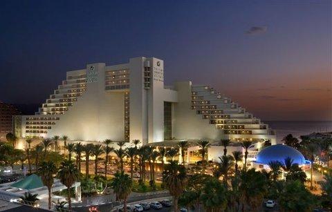Isrotel Royal Beach Hotel - Exterior