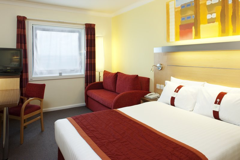Holiday Inn Express London-Park Royal Szobakilátás