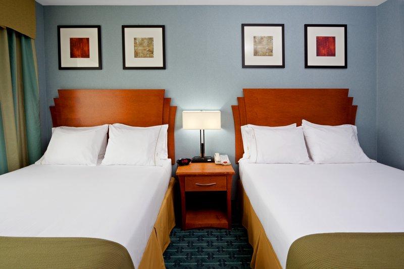 Holiday Inn Express LaGuardia Airport Billede af værelser