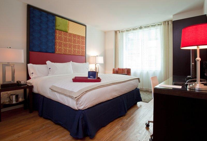 Hotel Indigo Chelsea New York Huonenäkymä