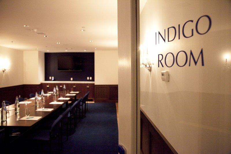 Hotel Indigo Chelsea New York Kokoustila