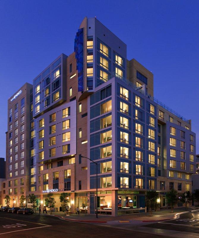 Hotel Indigo San Diego, Gaslamp District Set udefra