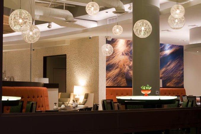 Hotel Indigo San Diego, Gaslamp District Bar/lounge