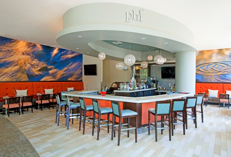Hotel Indigo San Diego, Gaslamp District Bar/lounge