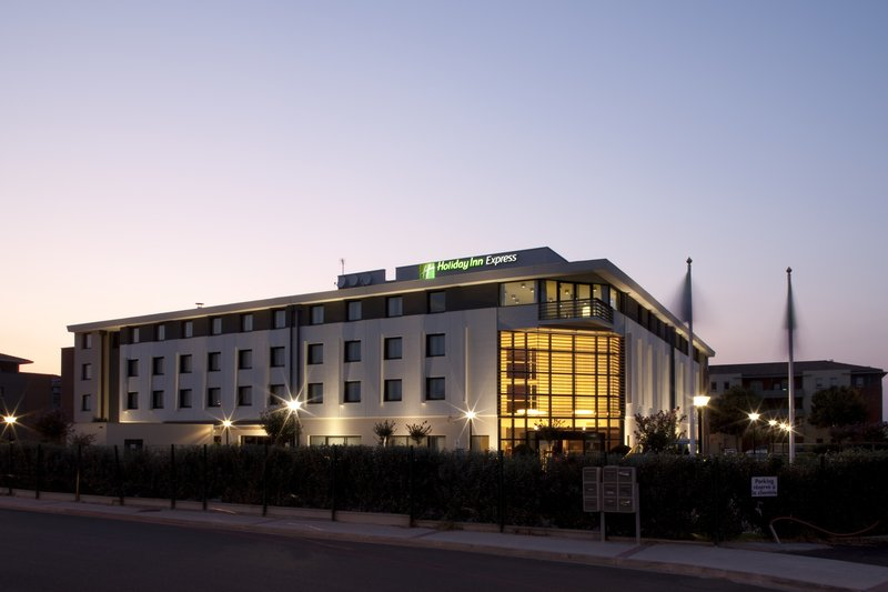 Holiday Inn Express Toulouse Airport Vue extérieure