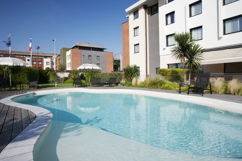 Holiday Inn Express Toulouse Airport Piscine