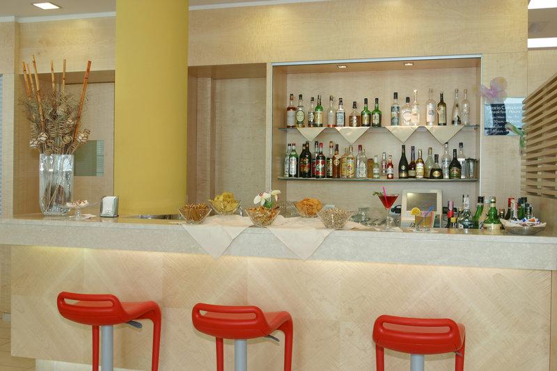 Holiday Inn Express Bologna-Fiera Bar/lounge