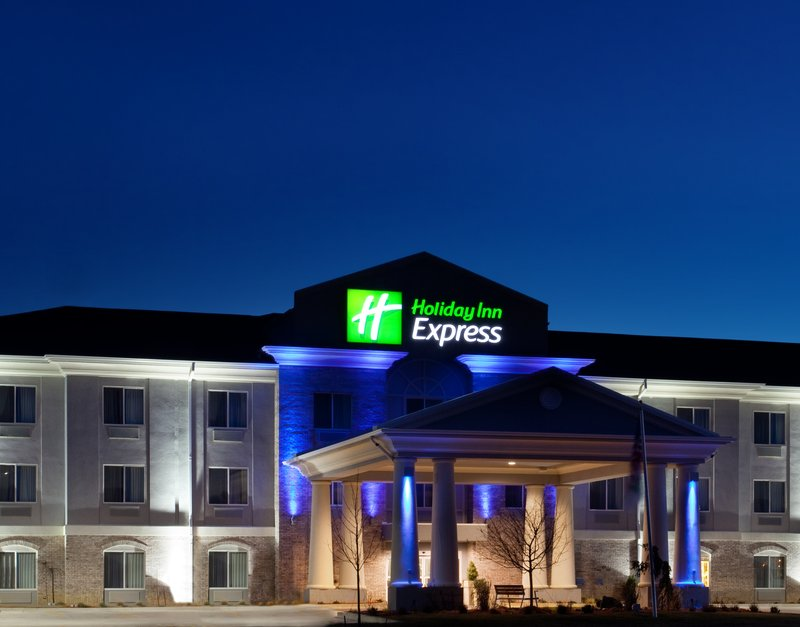 Holiday Inn Express INDIANPOLIS-BROWNSBURG(I-74 W)