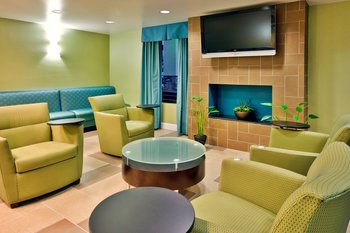 Holiday Inn Express - Lobby