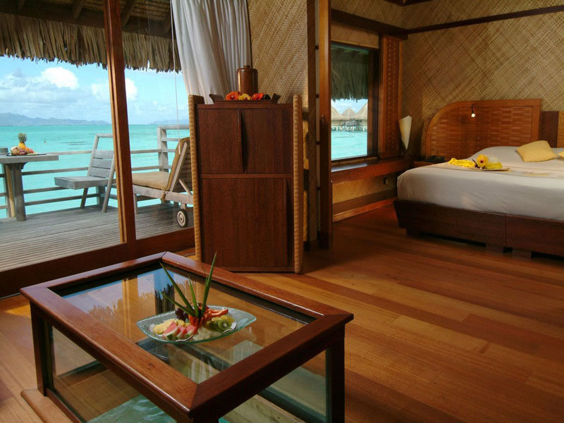 InterContinental Le Moana Resort Bora Bora Zimmeransicht