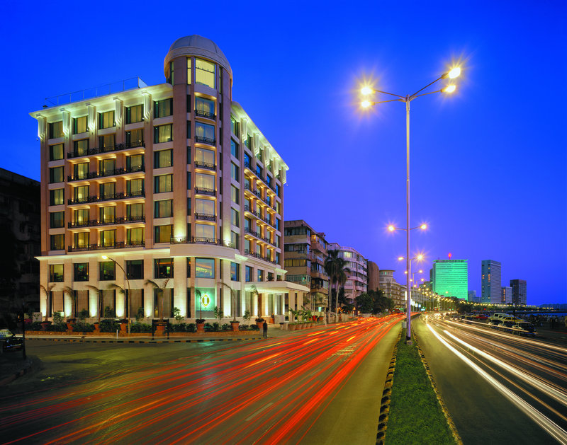 InterContinental  IC Marine Drive-Mumbai Exterior view