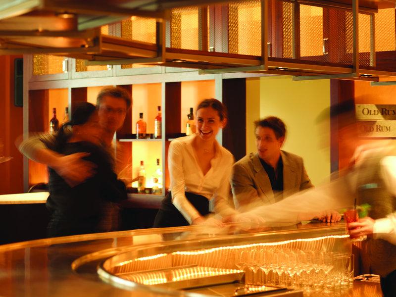 InterContinental Boston 酒吧/休息厅