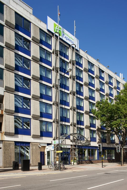 Holiday Inn Express Bristol City Centre Buitenaanzicht