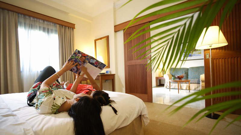 Holiday Inn Batam Vista do quarto