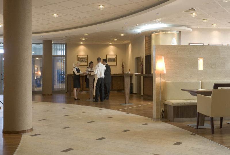 Holiday Inn BUDAPEST-BUDAORS Gastronomia