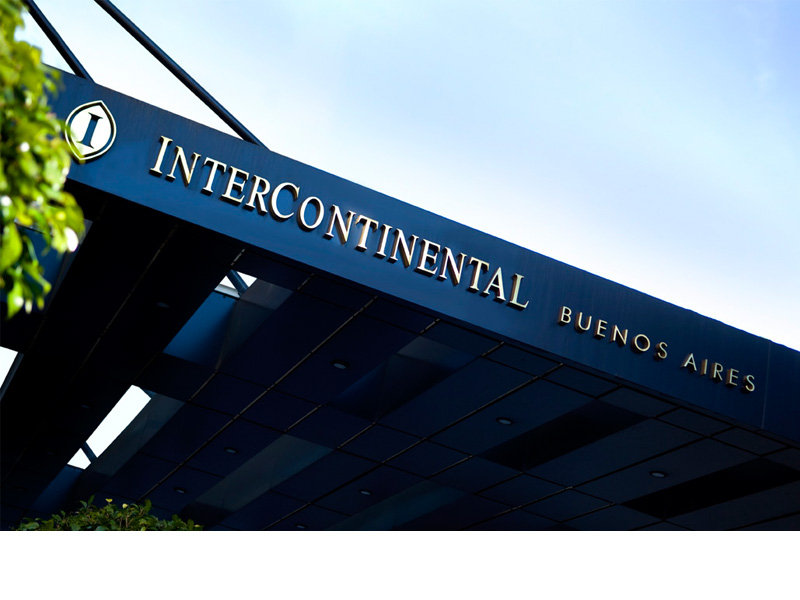 InterContinental Buenos Aires Exterior view