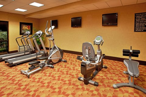 Holiday Inn Hotel & Suites COLUMBIA N I 77 TWO NOTCH RD - Fitness Center