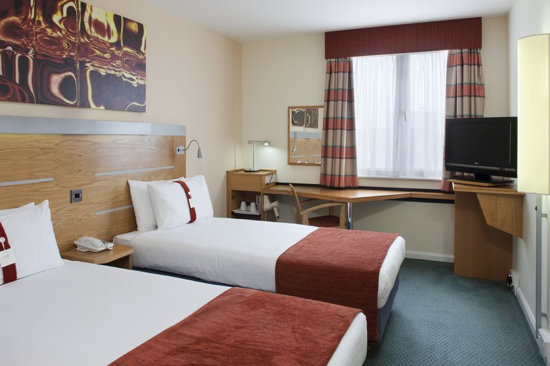 Holiday Inn Express Cardiff Bay Vista de la habitación