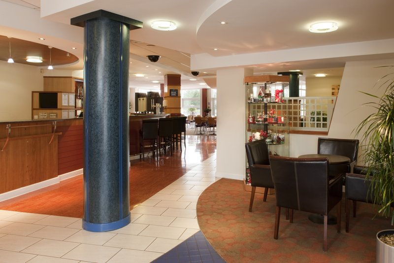 Holiday Inn Express Cardiff Bay Lobby