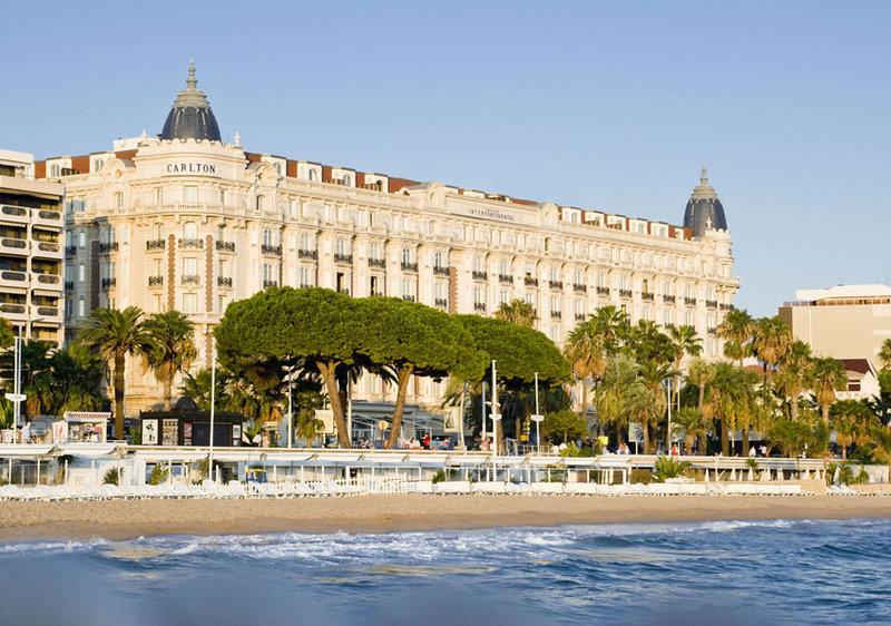 InterContinental Carlton Cannes Außenansicht