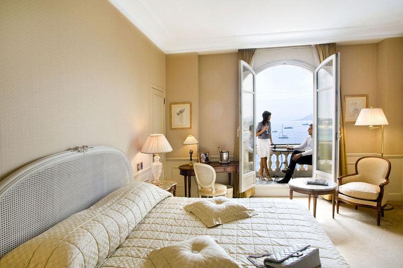 InterContinental Carlton Cannes Zimmeransicht