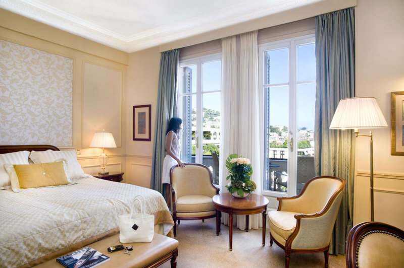 InterContinental Carlton Cannes Zimmeransicht