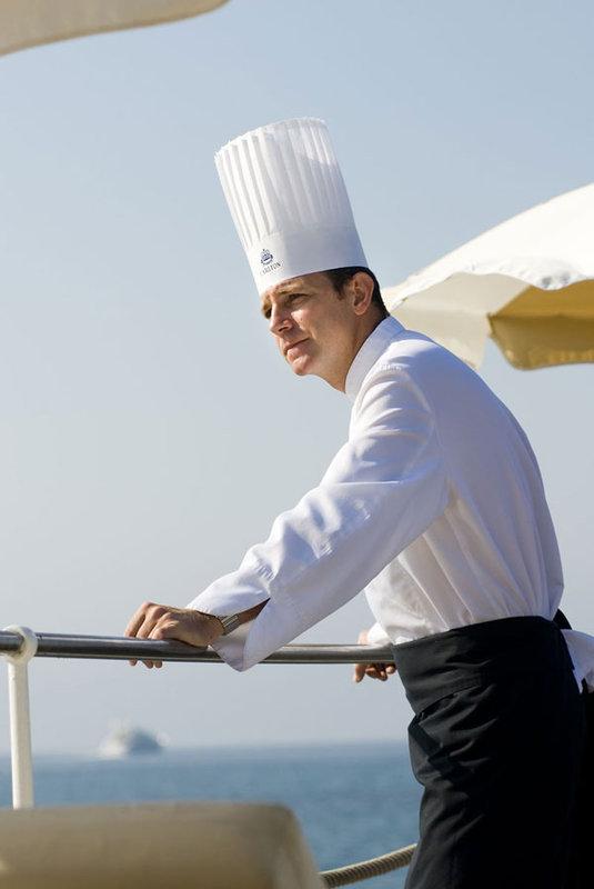 InterContinental Carlton Cannes Gastronomie