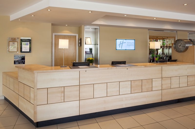 Holiday Inn Express Chester-Racecourse Aula